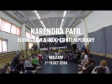 Narendra Patil, Flying low &amp Indo-contemporary