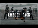 KINJAZ X BNGA | Ambush Pack Singapore | AMBUSHPACK2 (PART 1)