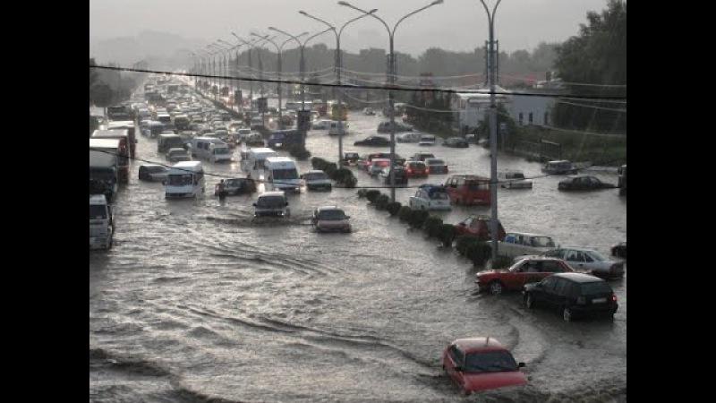 Потоп. Казахстан уходит под воду! Наводнение по всему Казахстану