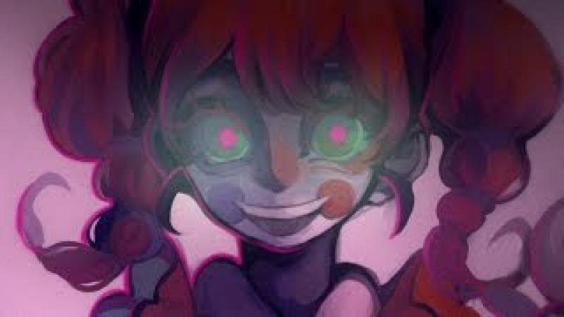 【FNAF Sister Location Original Song】 How To Pretend 【Luka Gumi】