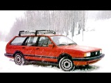 Volkswagen Quantum Wagon Synсro