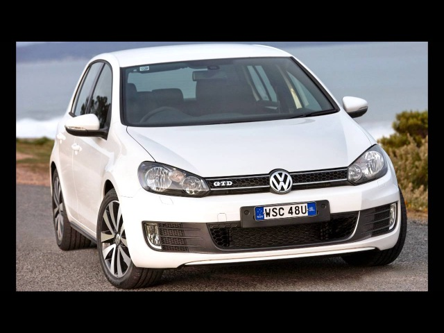 Volkswagen Golf GTD 5 door AU spec Typ 5K 2009–12