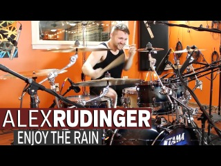 "ALEX RUDINGER & GOOD TIGER / ""ENJOY THE RAIN"" (with FREE PLAY-ALONG TRACK!)"