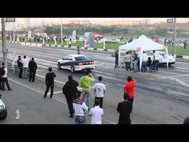 Chaser 4wd vs GTR35