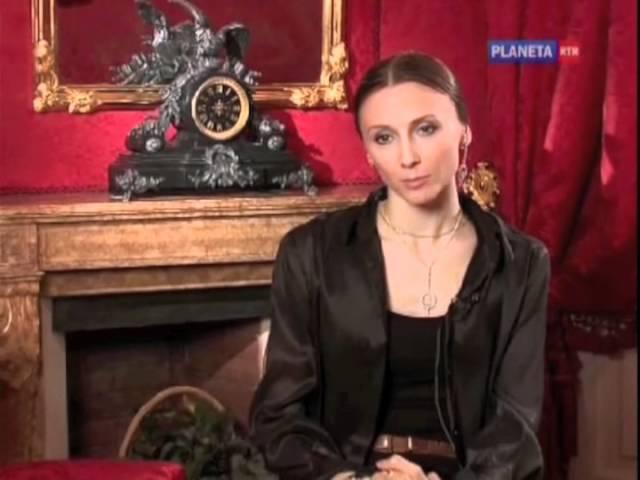 Svetlana Zakharova - Feature, Feb 2012 - Bolshoi Ballet