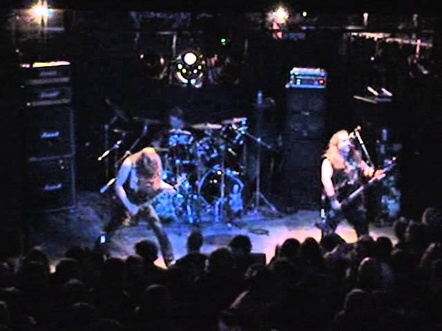 Cianide live at Reggies, Chicago 2012