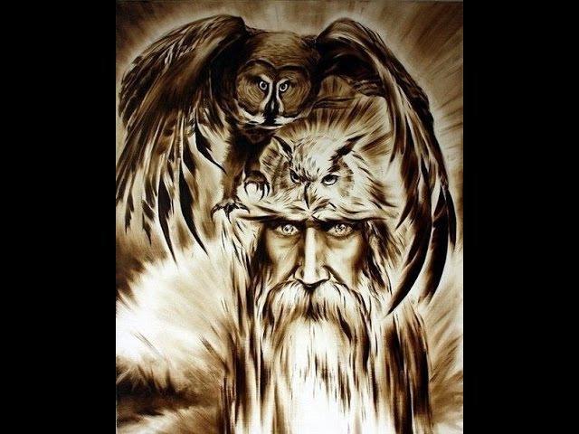 Георгий Победоносец убивает символ Тартарии