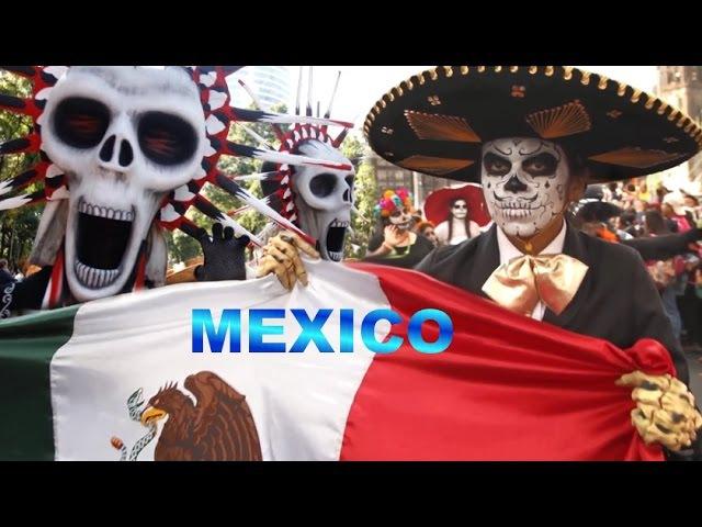 Gran Desfile y Celebración del Día de Muertos, Ciudad de México