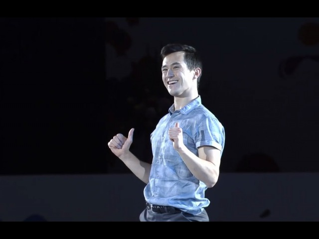 Four Continents Championships 2016 Patrick Chan EX Gala
