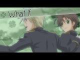 CS What If (Yaoi Collab) ft Panny