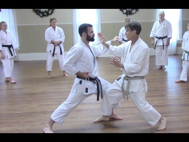 Rick hotton sensei - elastic snap, Perry Florida