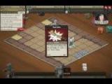 Card Hunter Gameplay Battle At White Skull Gate
