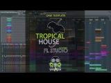 Vandalism Shocking - FL Studio Tropical House Free Download FLP