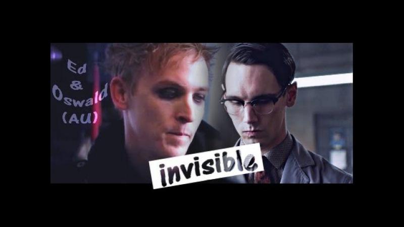Edward oswald | invisible [AU]