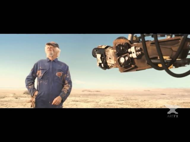 «Runaway», короткометражный фильм, фантастика