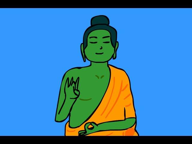 ЯНУР - Будда