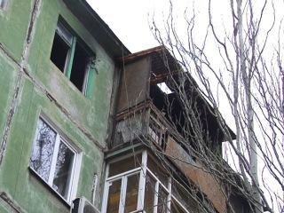 Вибух у квартирі на вулиці Едуарда Фукса