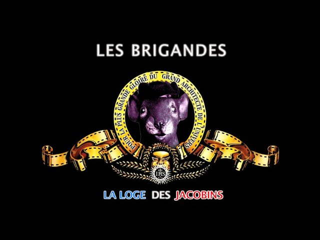 Les Brigandes - La loge des Jacobins / Ложа якобинцев