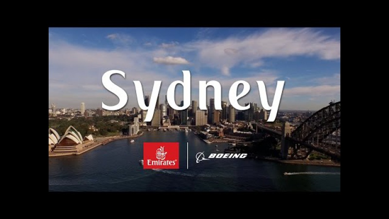 View from Above- Sydney
