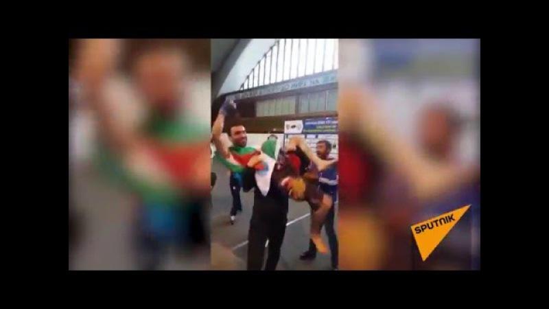 Konq fu üzrə Avropa çempionatında Orxan Mehdiyevin qalib elan olunması
