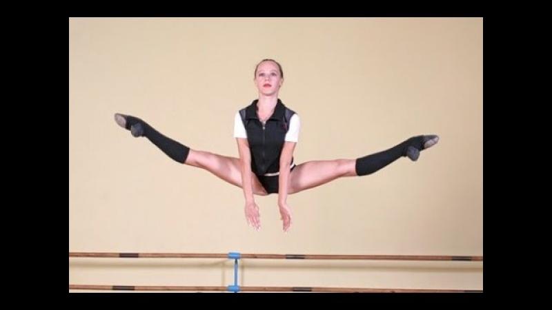 Трюки. (Super dance! Tricks). Экситон Елены Барткайтис.