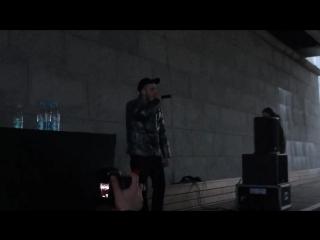 Хаски - Live под мостом - Пуля-дура, Панелька [Fast Fresh Music]