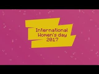 Congratulations on international women's day by nicholas stanley, leningrad region press officer  for wfys