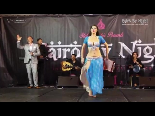SILVANA Hasna Thuraiya & Michael Jamal - Bahiya @ Cairo by night 2016 Greece 2171