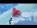 Yağsın kar! from Moomins at Christmas (Turkish)