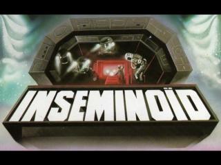 Оплодотворенная / Inseminoid (1981) ULTRA TRASH
