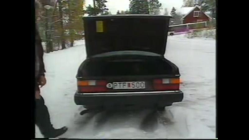 Trafikmagasinet testar Volvo 240 (2О12)