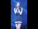 160308 - JiU (MINX) fancam - I'm Saying @ Wapop Hall