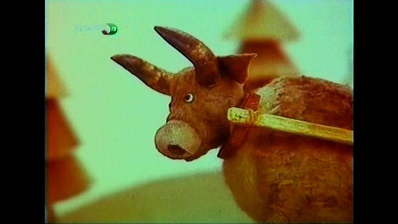 Ліса, мядзьведзь і мужык / 1982 / Беларусьфільм