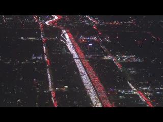 Трафик Лос Анджелес