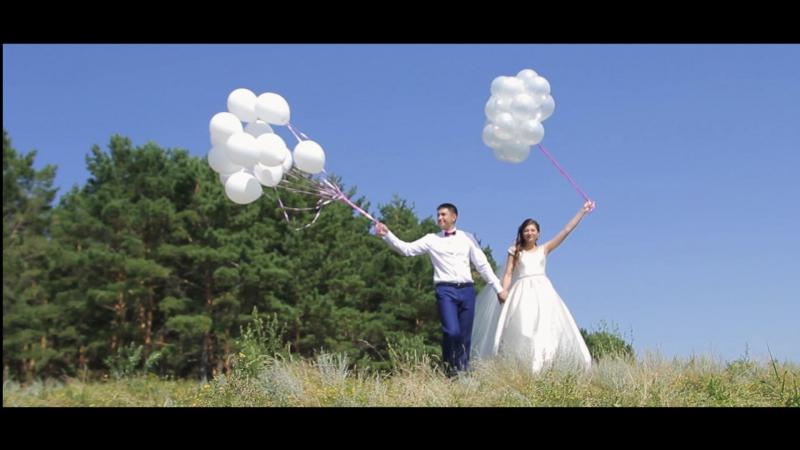 Денис и Юлия. Свадебный клип