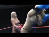 Tylene vs JC Marie Topless Boxing and Wrestling
