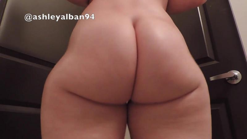Ashley Alban PAWG Jiggle HD big ass booty butts tits bbw pawg curvy chubby milf