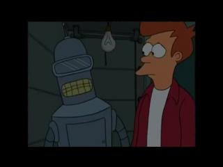 Bender - Kill all humans