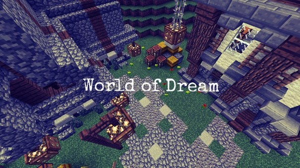 World of Dream|Minecraft: PE Server