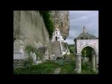 Свято-Успенский пещерный мужской монастырь. Крым. Достопримечательности Бахчисарая