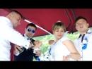 На катері у сестрички на весіллю )) ХОДКА №2 молодожони з дружбами