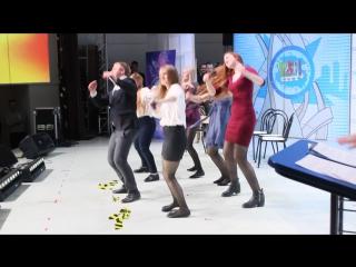 Финал лиги КВН МГЛУ 2016. Стэм со звездой. Александр Комаровский