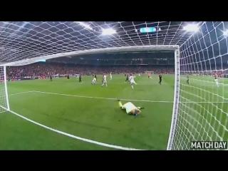 Casemiro Amazing Goal Real Madrid vs Napoli 3 1 UCL 15 02 2017 HD