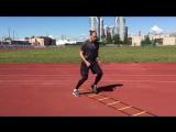 Для всех кто тренируется с лесенкой или планирует начать, отличная подборка упражнений