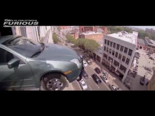 Форсаж 8 (2017) Промо-ролик