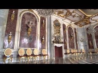 О замках и королях. 6 Дворец Сан Суси. убежище Фридриха Великого