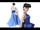 Integrity Toys   Blue Serenade - Katy Keene Doll Review