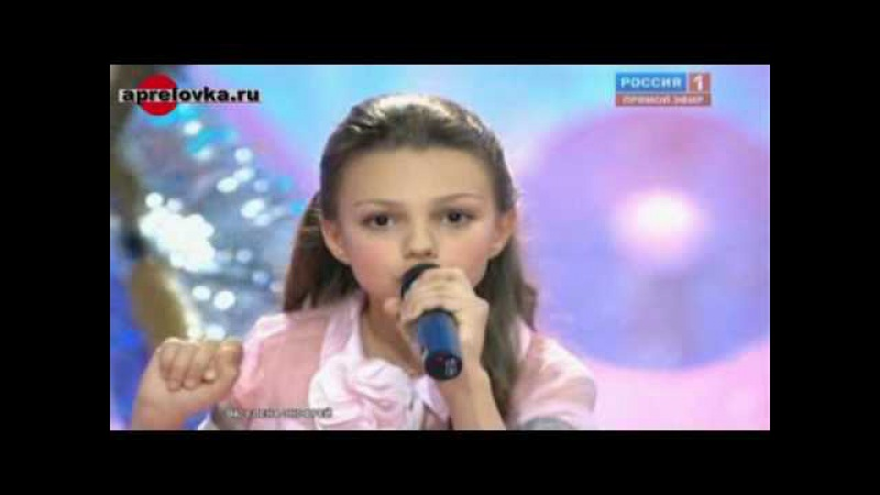 Елена ОНОФРЕЙ Евровидение JESC 2010 Eurovision Апрелевка Russia