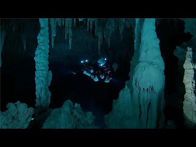 Скрытые миры - Пещеры мёртвых [ДокФильм]