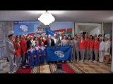 Проводы профсоюзных спортсменов на Олимпиаду прошли в Минске